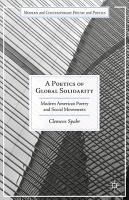 A Poetics of Global Solidarity PDF