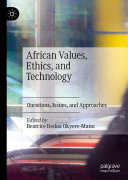African Values, Ethics, and Technology