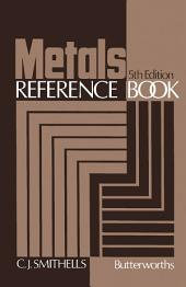 Metals Reference Book: Edition 5