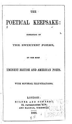 The Poetical Keepsake PDF