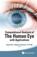 Computational Analysis of the Human Eye with Applications PDF