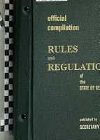 Official Compilation  Rules and Regulations of the State of Georgia PDF