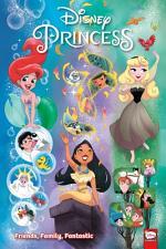 Disney Princess: Friends, Family, Fantastic