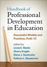 Handbook of Professional Development in Education
