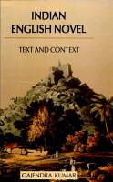 Indian English Novel PDF