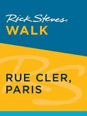 Rick Steves Walk: Rue Cler, Paris