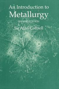 An Introduction to Metallurgy  Second Edition PDF