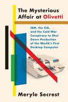 The Mysterious Affair at Olivetti PDF
