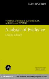 Analysis of Evidence: Edition 2