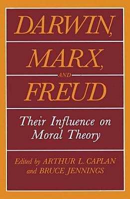Darwin  Marx and Freud PDF