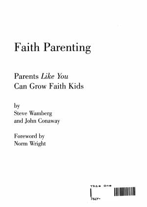 Faith Parenting PDF