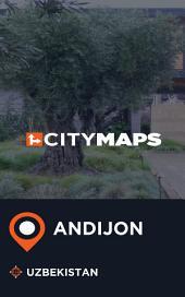 City Maps Andijon Uzbekistan