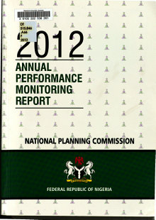 Annual Performance Monitoring Report PDF