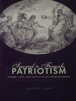 Sacred to Female Patriotism