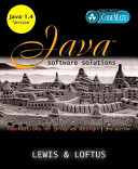 Java Software Solutions  Java 1  4 Edition PDF