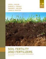 Soil Fertility and Fertilizers PDF