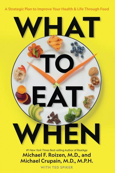 Download What to Eat When Book