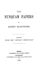 The Nunquam Papers