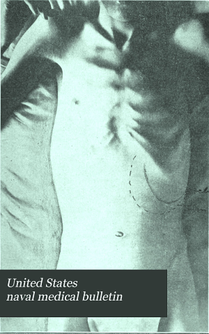 United States naval medical bulletin  v  1  1907 PDF