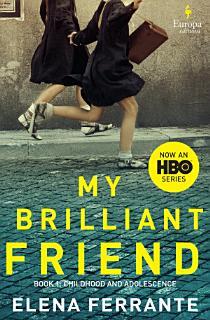 My Brilliant Friend Book