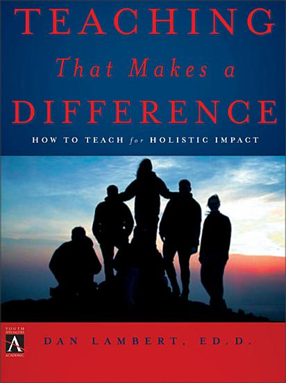 Teaching That Makes a Difference PDF