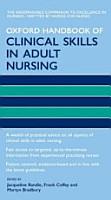 Oxford Handbook of Clinical Skills in Adult Nursing PDF