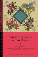 The Excellence of the Arabs PDF