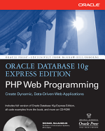 Oracle Database 10g Express Edition PHP Web Programming