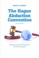 The Hague Abduction Convention