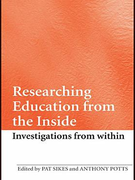 Researching Education from the Inside PDF