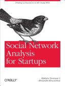 Social Network Analysis for Startups