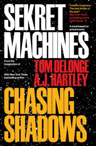 Sekret Machines Book 1  Chasing Shadows Book