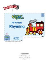 Rhyming--All Aboard Literacy Center