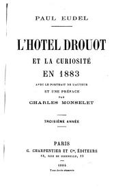 L'Hôtel Drouot et la curiosité en 1881