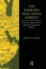 Emerging Arab Capital Markets