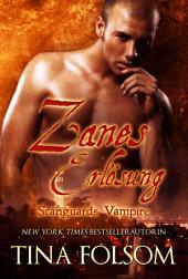 Zanes Erlösung: Scanguards Vampire - Buch 5