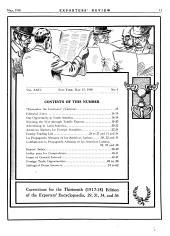 Exporters' Review: Volume 24