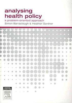 Analysing Health Policy PDF