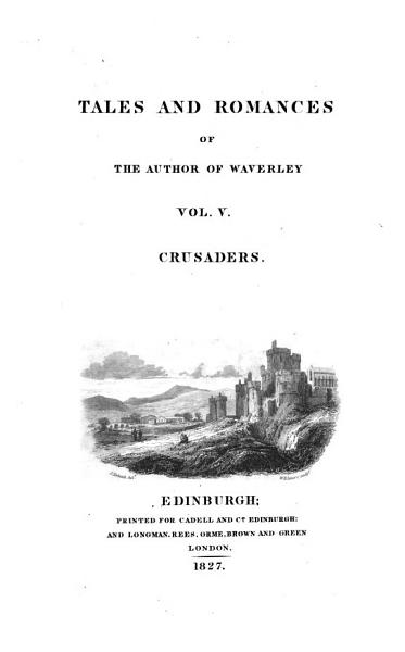 Download Tales of the Crusaders  The Betrothed Book