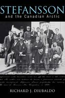 Stefansson and the Canadian Arctic PDF