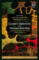 Creative Industries and Entrepreneurship PDF