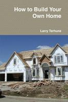 How to Build Your Own Home PDF