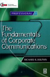 The Fundamentals Of Corporate Communication Book PDF