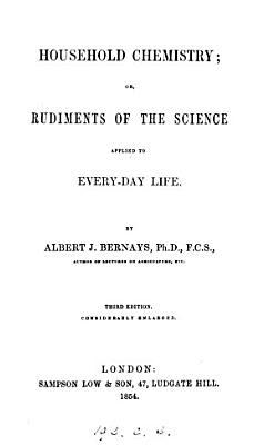 Household Chemistry PDF