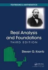 Real Analysis and Foundations, Third Edition: Edition 3