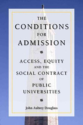 The Conditions for Admission PDF