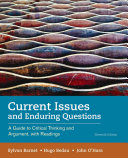 Current Issues and Enduring Questions