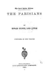 The Parisians: Volumes 1-3