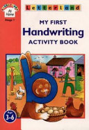 My First Handwriting Activity Book PDF