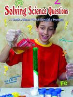 Solving Science Questions PDF